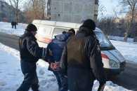 У Кам'янському колишній студент взяв заручника та погрожував підірвати гранату