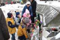 У Славуті відзначали річницю визволення від нацистських загарбників