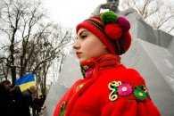 У Полтаві поклали квіти до пам'ятника Шевченку