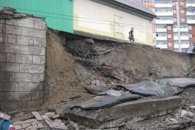 Через зношеність підпірних стін частина мешканців Севастополя може лишитись без житла