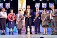 Жителям Миколаївщини вручили нагороди з нагоди Дня Соборності
