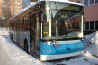 Нові тролейбуси вже у Хмельницькому