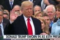 Трамп офіційно став президентом США