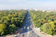 Автори нового сайту Сімферополя переплутали своє місто з Берліном