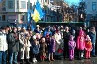 Як у Харкові відсвяткували День Соборності (ФОТОРЕПОРТАЖ)