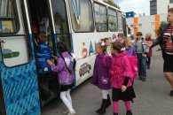 Хмельничани просять у влади для школярів безкоштовний проїзд