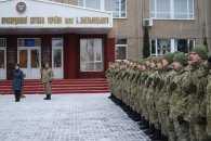 Хмельницькі прикордонники вшанували соборність України