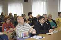 У Лубнах обговорили питання підвищення вартості проїзду в маршрутках