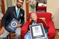 117-річна жінка каже, що жити їй допомагає самотність