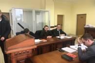 На суд по делу Барабошко пришли его деву…