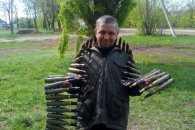 Справжні солдати. Микола Ярошенко: Повернуся з війни і буду вирощувати банани