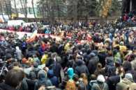 У Молдові протестують проти Додона та вимагають перевиборів