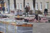 У Хмельницькому продовжують ремонт Проскурівської