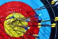 Сумчанки стали першими на кубку України зі стрельби з лука