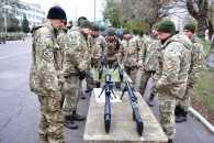 снайперська гвинтівка НАТО в АТО