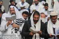 Як 40 тисяч хасидів святкували Новий рік в Умані
