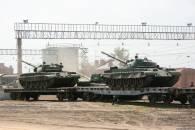 Танки Т-62 з Бурятії