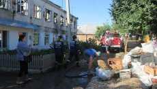 У нас залишились лише капці, в яких ми вибігли з дому: Постраждалі від пожежі в Барі просять допомоги