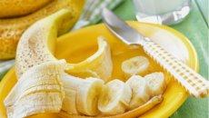 Антидепресивна дієта: Як схуднути на бананах