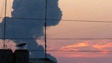 У Донецьку вибухнула нафтобаза