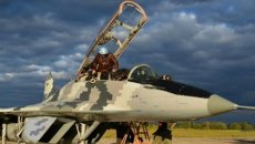 Українські пілоти-винищувачі потренувалися в складних погодних умовах (ФОТО)