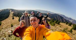 Наші в Татрах: Як закарпатські студенти…