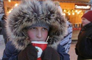 Заморожена Україна. Як виглядають міста під сніговою ковдрою