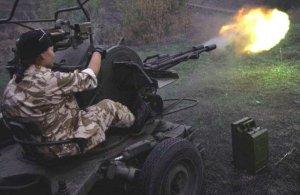 """На Світлодарській дузі російська артилерія помилково розгромила """"ополчення"""""""
