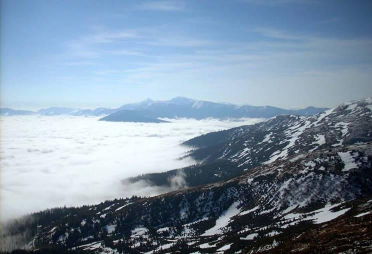 Неймовірні краєвиди Карпат (фото)