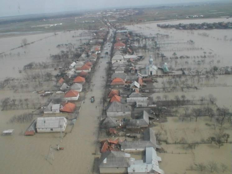 Наслідки паводкуу березні 2001-го