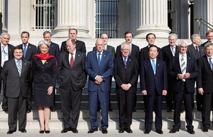 Страны G7 вводят жесткие санкции против России