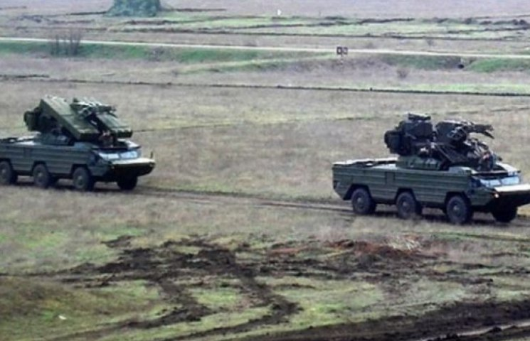 Минобороны привело личный состав ПВО в полную боевую готовность