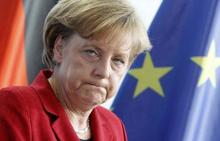 Меркель готова к новым санкциям против России