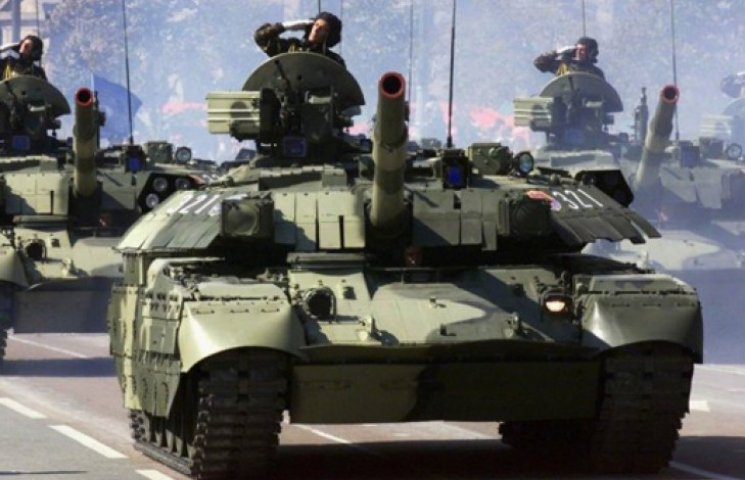 Украинская армия приведена в полную боевую готовность