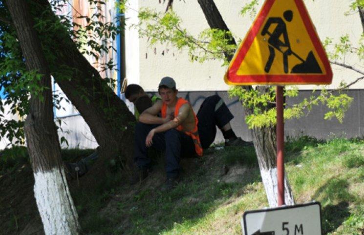 Рабочий класс: «Мы все слишком много отдыхаем»