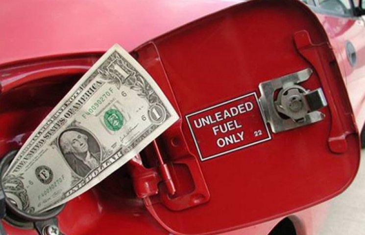 Бензин должен стоить не дороже 15,45 грн/л