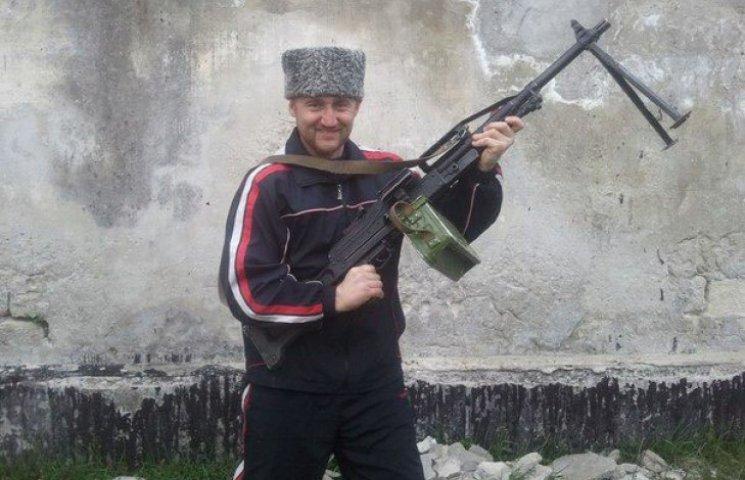 СБУ поймала известного крымского казака-сепаратиста