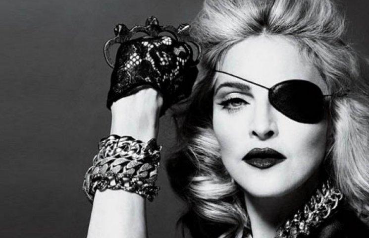 Мадонна назвала Путина геем