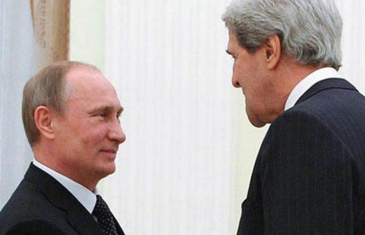 США – Путину: Пора делать выбор