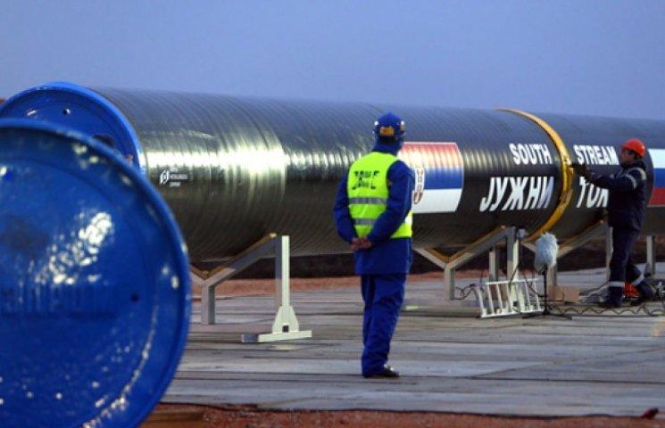 Москва розповідає грекам, що за чотири роки газ в Європу піде через них, а не Україну