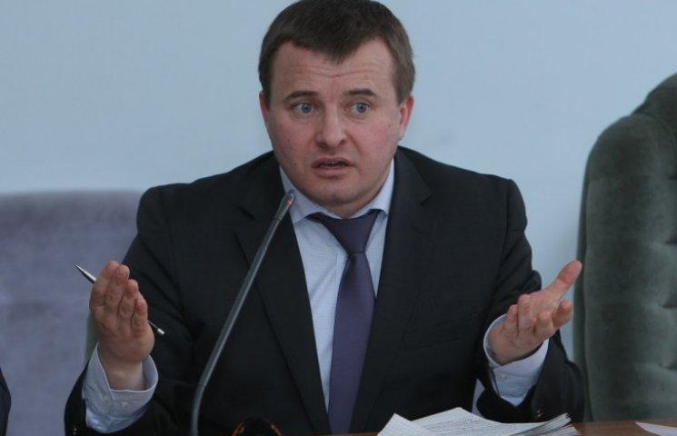 Профспілки шахтарів вимагають вiд міністра Демчишина піти у відставку