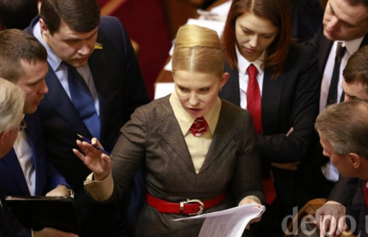 Чому Тимошенко напружилася після призначення першого заступника Генпрокурора