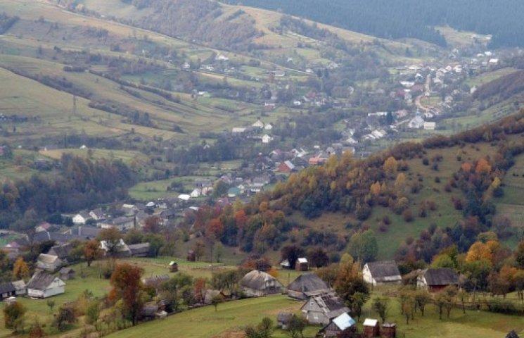 Закарпатська Колочава стала найунікальнішим українським селом