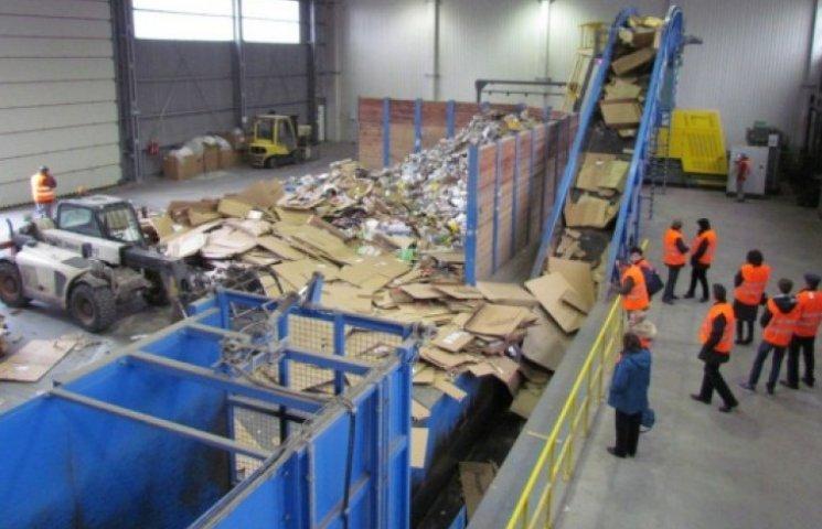 Чехи перероблятимуть закарпатське сміття