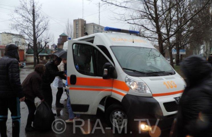 У Мелітополі невідомий стріляв по пішоходах: є поранені (ФОТО)
