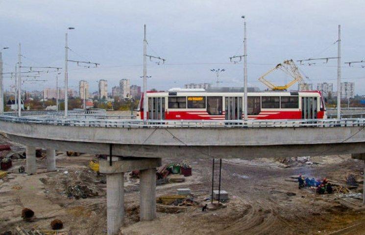 У Києві заради економії закривають трамвайні маршрути (ФОТОФАКТ)