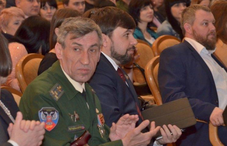 """Захарченко проігнорував святкування річниці """"проголошення ДНР"""""""