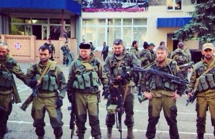 Стало відомо де у Донецьку і Макіївці ховаються кадирівці: адреси дислокації