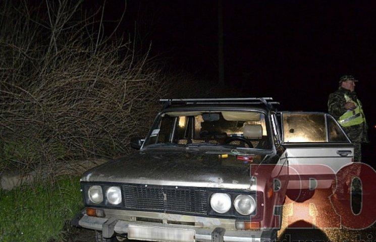 У Бердянську вбивця возив тіло своєї жертви на задньому сидінні авто