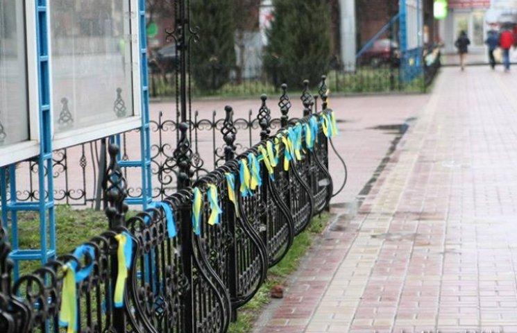 Проукраїнські активісти зняли фільм в окупованому Луганську: жителі чекають на Україну (ВІДЕО)